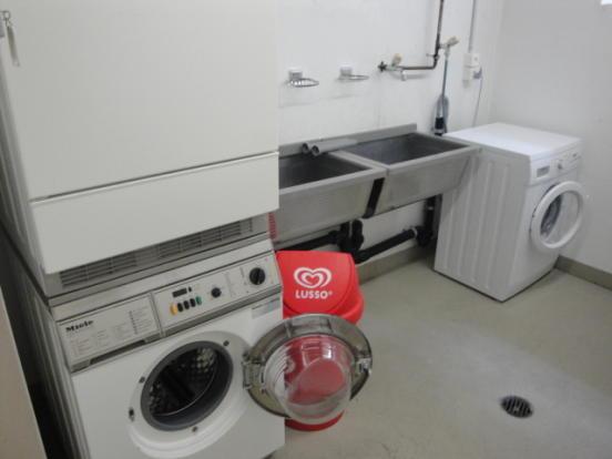 Communal washing