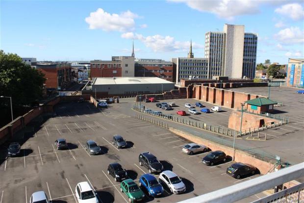 Views Over City