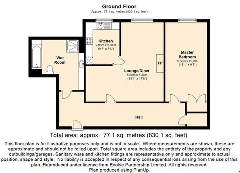 Apartment floo...