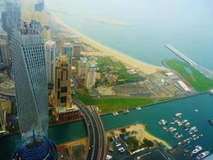 6 bed Penthouse in Princess, Dubai Marina...