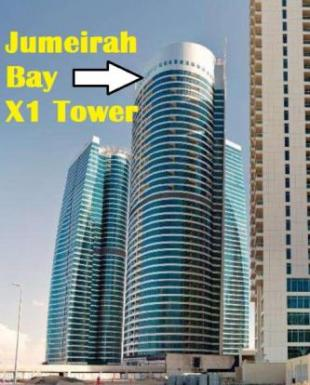 Flat for sale in Jumeirah Bay X1...