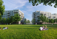 Barratt London, Catford Green