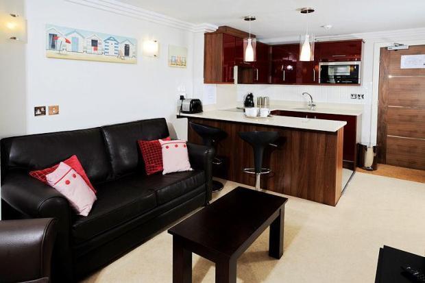 Apartments A & B
