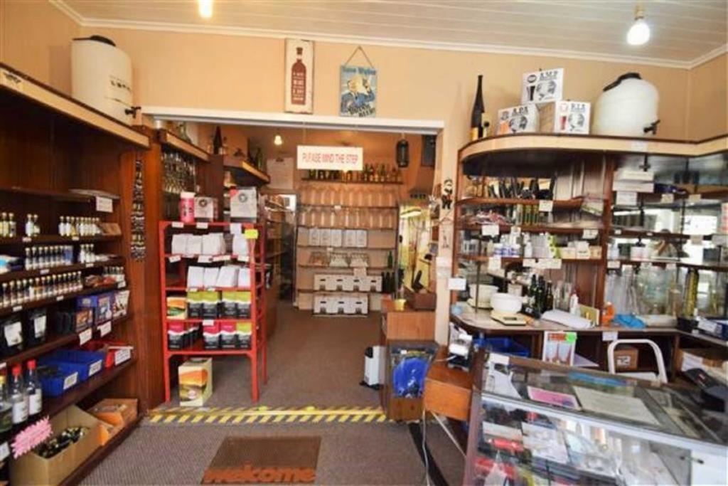Rear Shop Area
