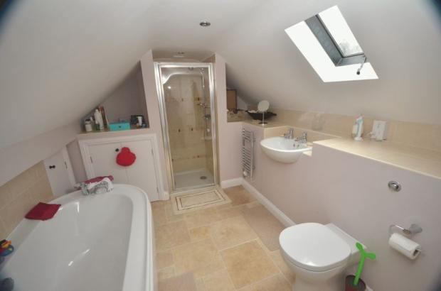 Upstairs Ensuite