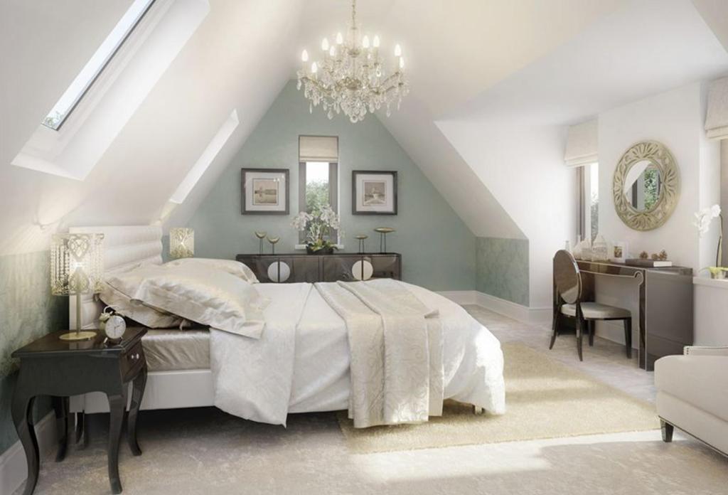 Wellsborough 5 bedroom home master bedroom