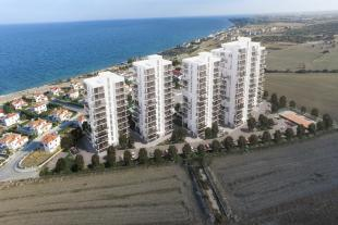 1 bedroom Flat for sale in Bogaz, Northern Cyprus