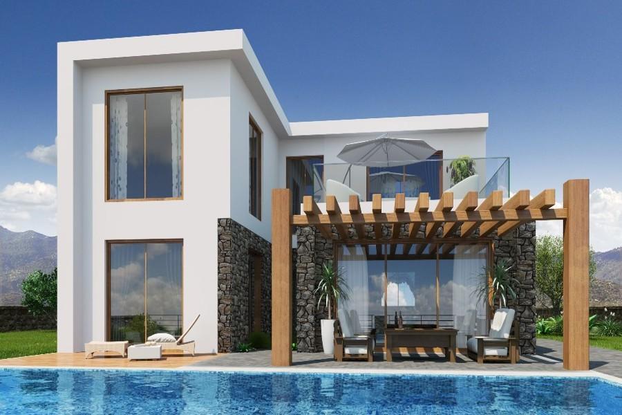 Bahceli Villa for sale