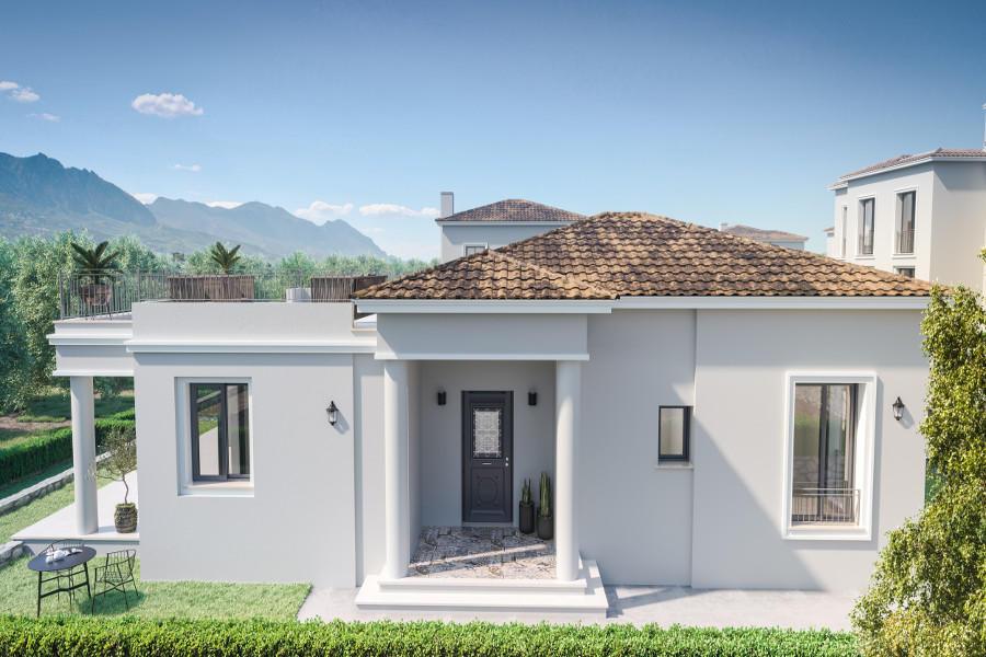 new development in Alsancak, Northern Cyprus