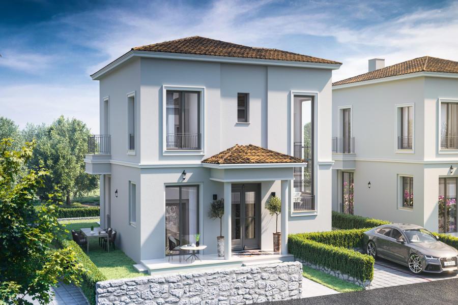 3 bed new development in Alsancak, Northern Cyprus