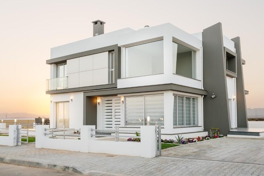 new development in Bogazici, Northern Cyprus