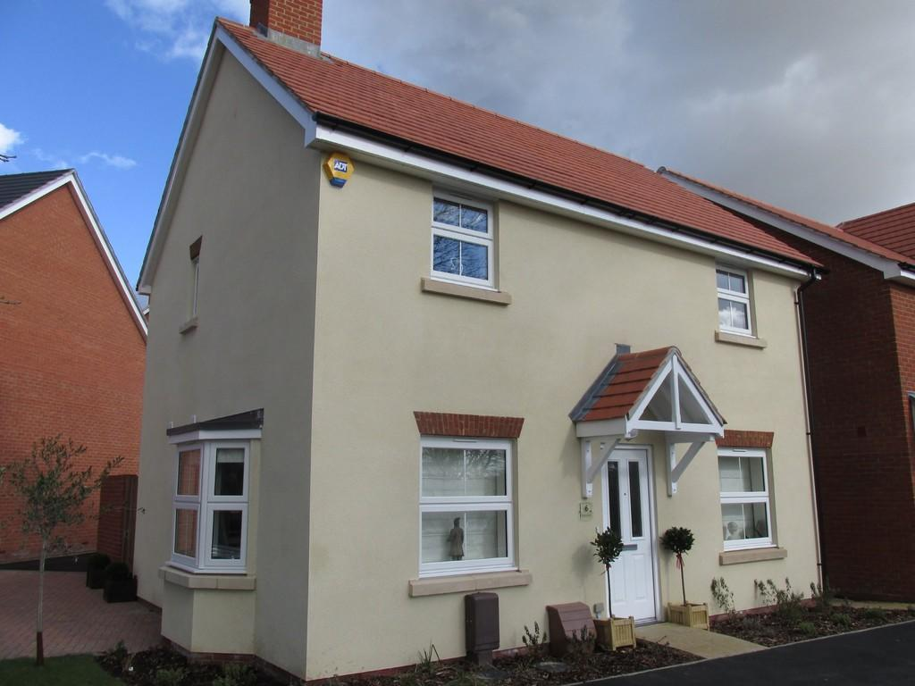 3 bedroom detached house for sale in nectar way emsworth