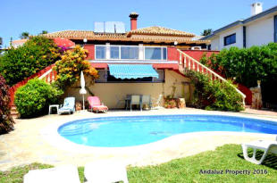 Detached Villa for sale in Sotogrande, Cádiz...