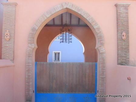 Moorish design
