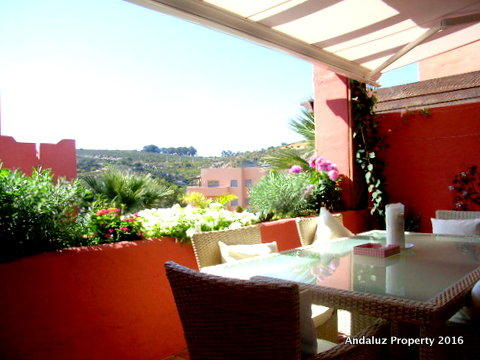 Dining on Terraces