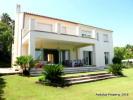 Villa rear terrace