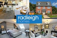 Radleigh Homes , Saxon Fields