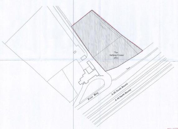 Site location plan.J