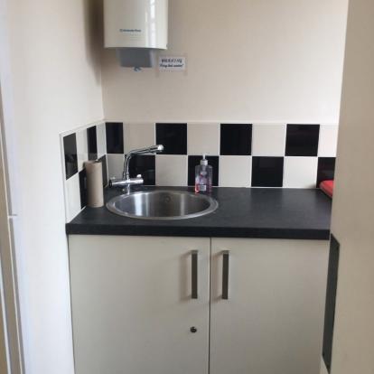 1st floor washroom