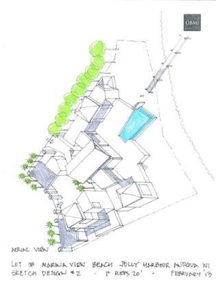 Villa concept design