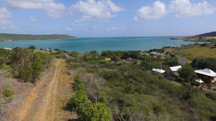 Plot in Willoughby Bay