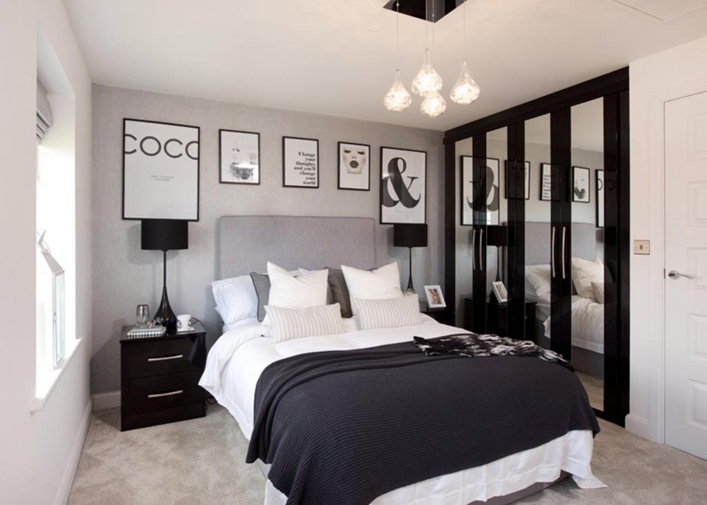 Fawley bedroom