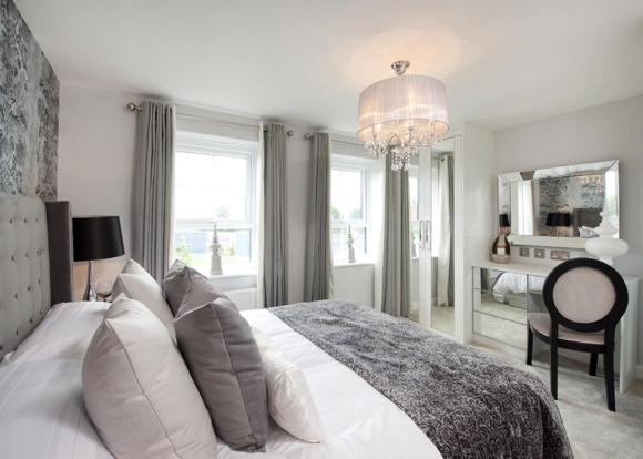Fawley master bedroom