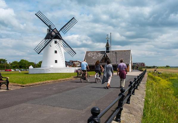 Highgate park - Windmill