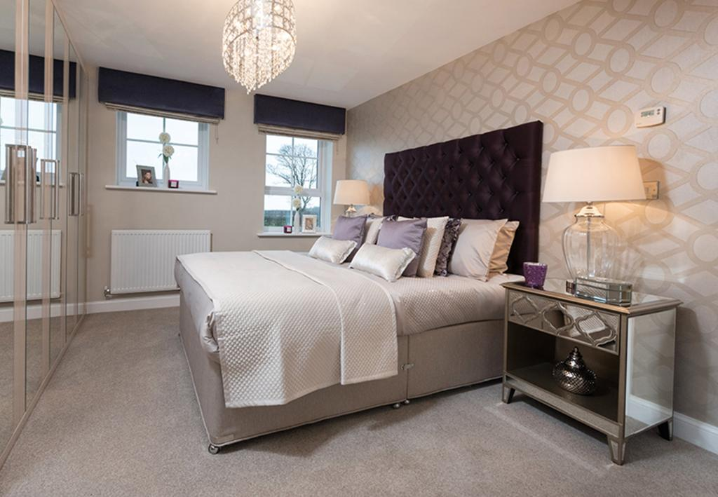 Harborough double bedroom