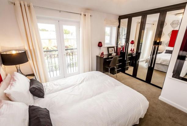 Tavistock double bedroom