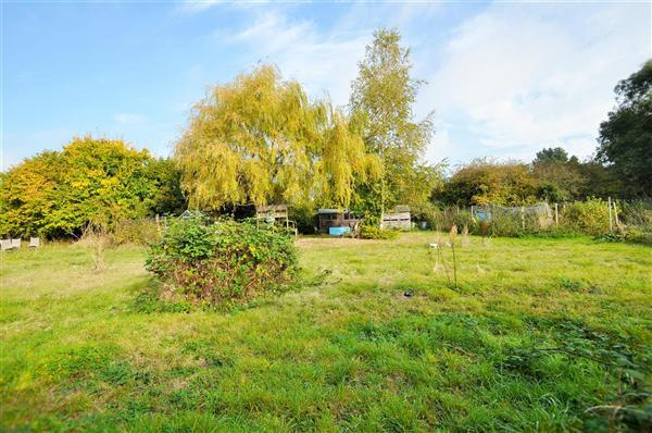 Allotment area to