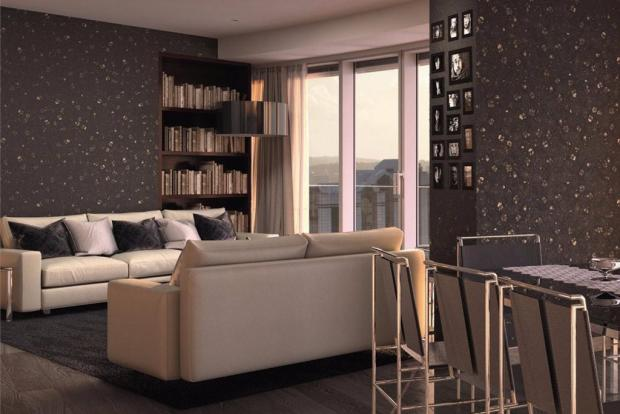bedroom apartment for sale in baltimore tower docklands e14 9rh