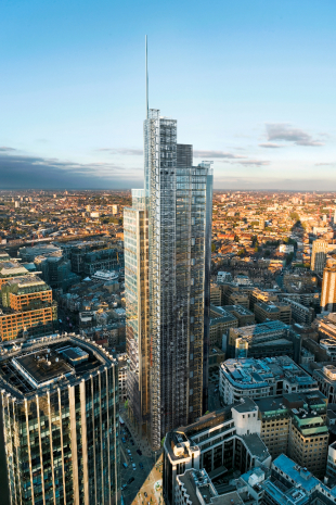 property to rent in 110 Bishopsgate,