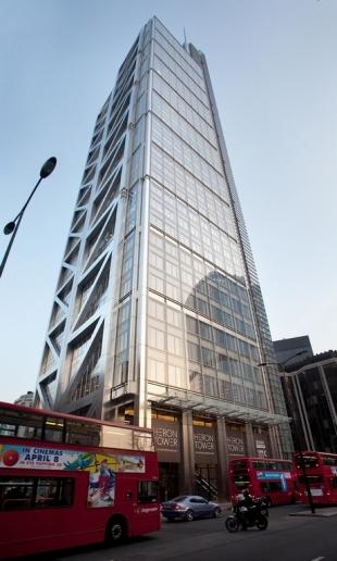 property to rent in 110 Bishopsgate, London, EC2N 4AY