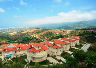 4 bedroom Villa in Antalya, Alanya, Kargicak