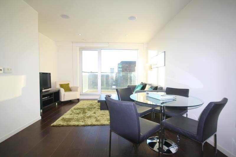 1 Bedroom Apartment To Rent In Baltimore Wharf Canary