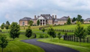 Farm House in USA - Kentucky...