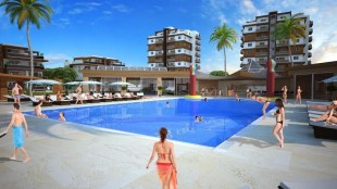 new Apartment in Famagusta, Long Beach