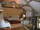 Guest house loft bed