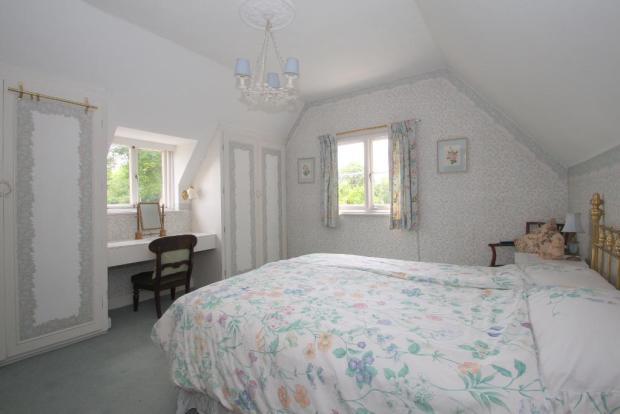 Double aspect Bedroom 1