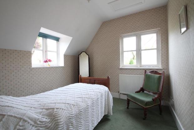Double aspect Bedroom 3