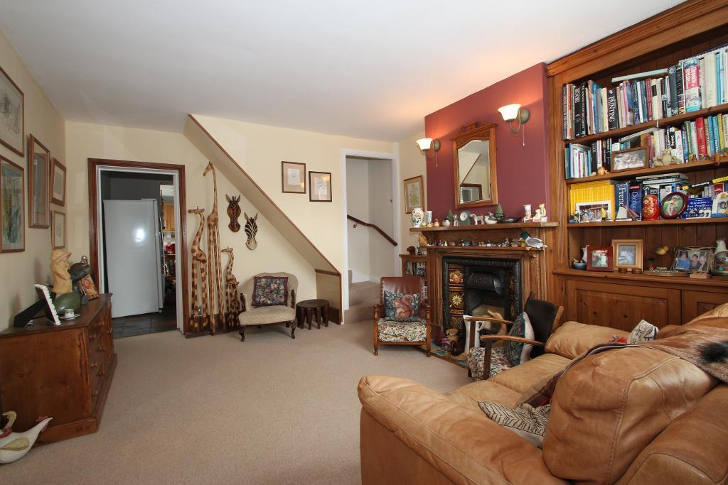 Sitting Room with stairs to first floor