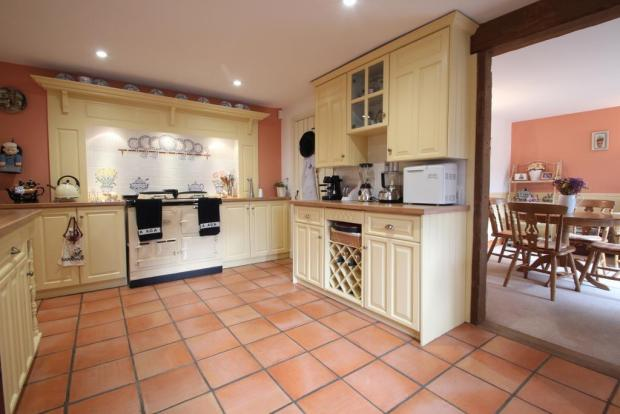 Kitchen, 'AGA', Breakfast Room