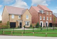 David Wilson Homes, Castlegate, Northallerton