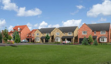 Linden Homes North, Coming Soon - Badgers Holt