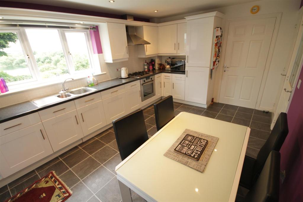 Open Plan Kitchen an