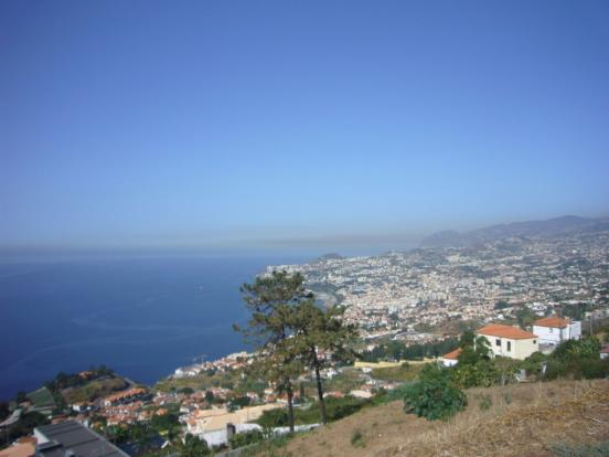 Views to Funchal
