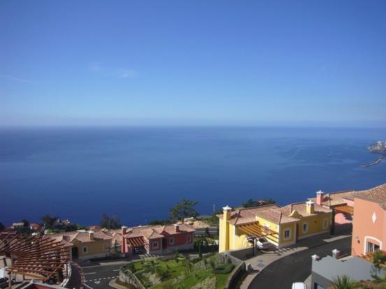 Views over the ocean