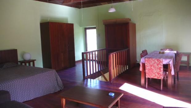 Upper floor of each