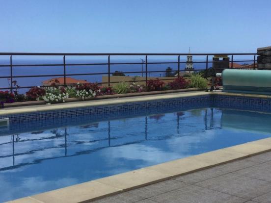 11X3m heated pool